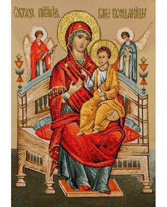 Икона Всецарица (купон гобеленовый) арт. КГ-33-1-1614.026