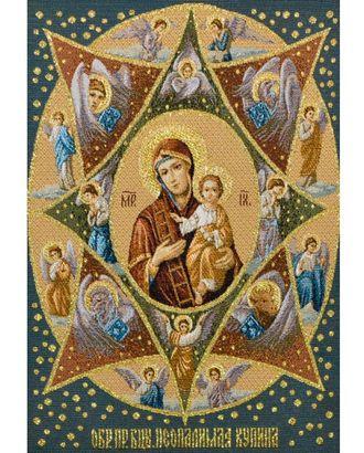 Икона Неопалимая Купина (купон гобеленовый) арт. КГ-34-1-1614.027