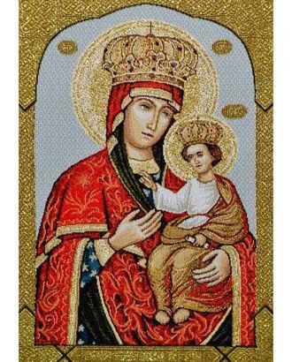Икона Черниговская (купон гобеленовый) арт. КГ-36-1-1614.029