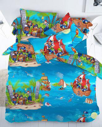 Пираты (Бязь 150 см) арт. БГТ-11-1-1135.008