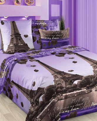 Романтика Парижа (Бязь КПБ 2сп.) арт. КПБВ-83-1-0097.062