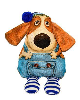 Бобик (гобеленовая подушка) год собаки арт. СИПИ-14-1-1613.007