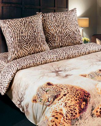 Леопард (Поплин 220 см) арт. ПП-587-1-0713.189