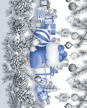Семейные традиции (Полотно вафельное 50 см) арт. ПВ50-183-1-0007.067