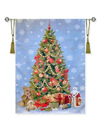 С новым годом (гобеленовое панно) арт. СИП-12-1-1609.010