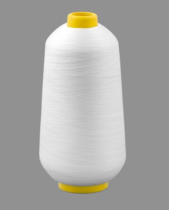 Нитки текстурированные не крученые д.150D/1 White арт. НТ-7-1-31335.001