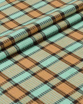 Полотно вафельное пестротканое арт. ВПТ-4-1-1105.004