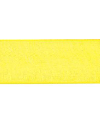 Лента органза ш.2,5 см арт. ЛОО-8-19-10288.005