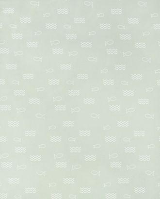 Морской бой (Поплин 220 см) арт. ПУ-793-2-1328.029
