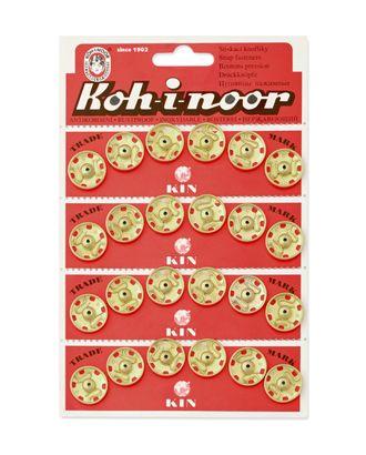 Кнопки KOH-I-NOOR №7 (д.18мм) арт. КНП-15-1-18404