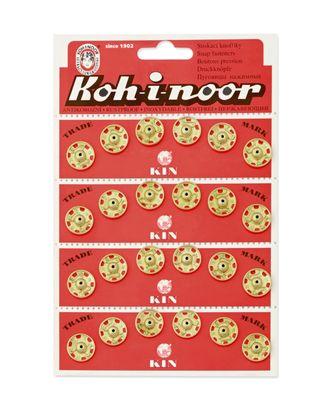 Кнопки KOH-I-HOOR №6 (д.15мм) арт. КНП-17-1-18407