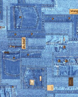 Джинс (Бязь халатная) арт. БХ-2-1-0037.090
