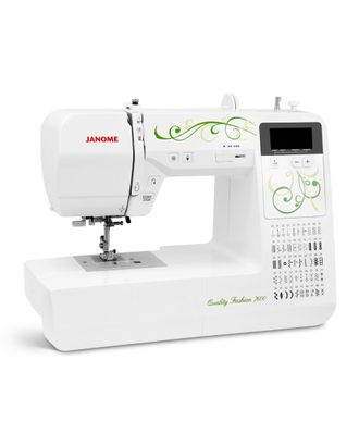 Janome Quality Fashion 7600 арт. СВКЛ-280-1-СВКЛ0000280