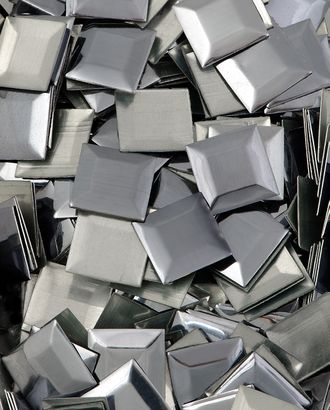 Стразы термо металл р.1,5х1,5 см арт. СТМ-26-1-30502.001