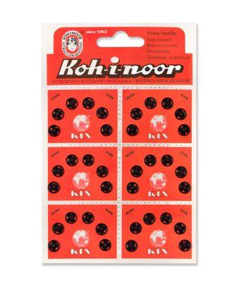 Кнопки KOH-I-NOOR №1/2 (д.7мм) арт. КНП-9-1-18140