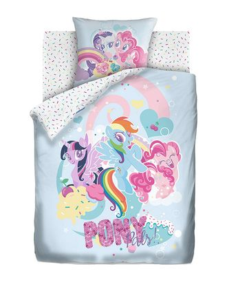 My little Pony: My little Pony (Поплин КПБ 1,5сп.) арт. КПБЛ-148-1-1052.023