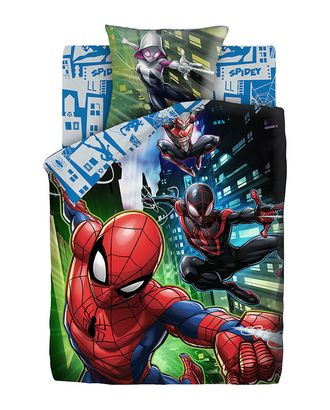 Человек-паук: Spiders (Поплин КПБ 1,5сп.) арт. КПБЛ-153-1-1052.028