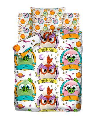 "КПБ 1.5 бязь ""Angry Birds 2"" (50х70) Птенчики арт. КПБЛ-131-1-1053.099"