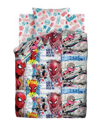 Человек-паук: Арт (Бязь КПБ 1,5сп.) арт. КПБЛ-115-1-1053.105
