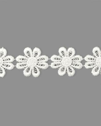 Кружево плетеное ш.2,5 см арт. КП-323-1-37270