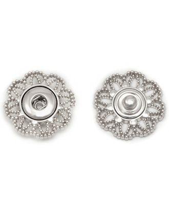 Кнопки д.2,5 см (металл) арт. КНД-6-3-18640.003