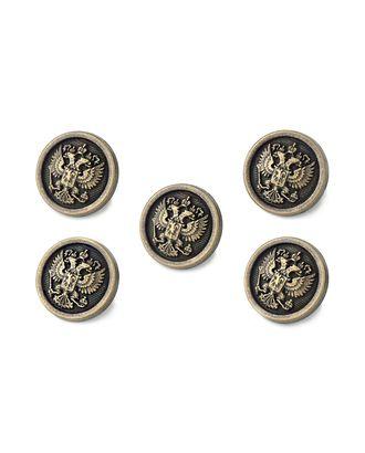 Пуговицы 24L (металл) арт. ПУМ-375-1-15874.001