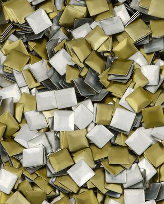 Стразы термо металл р.0,7х0,7 см арт. СТМ-42-10-30484.010
