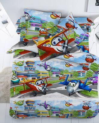 Самолеты (Бязь 150 см) арт. БГТ-22-1-1135.019