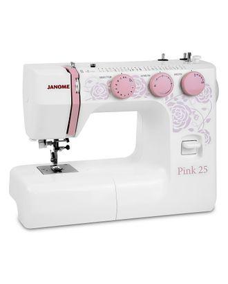 Janome Pink 25 арт. СВКЛ-198-1-СВКЛ0000198