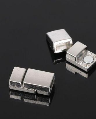 Застежка для браслета р.0,7x1,8 см арт. ТЗ-37-1-35863