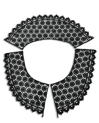 Воротник плетеный из 2-х частей арт. ГВ-27-1-13171.002
