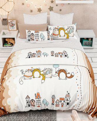 Кошкин дом (сатин детский) арт. СД-76-1-1349.001