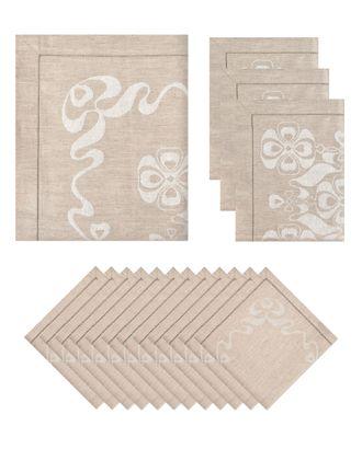 Столовый набор из 16 предметов арт. ГПК-125-1-1359.004