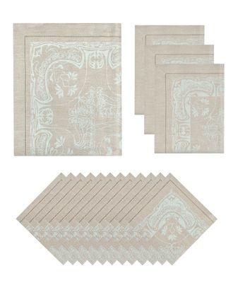 Столовый набор из 16 предметов арт. ГПК-128-1-1360.002