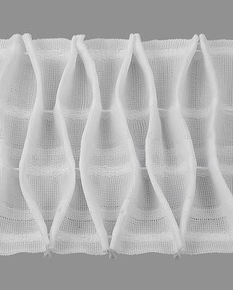 Тесьма шторная ткань ш.10 см (буфы) арт. ШТФТ-9-1-11344
