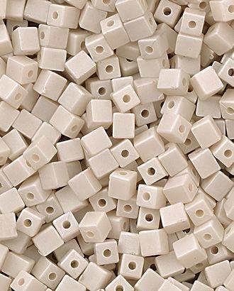 Бусы (пластик) р. 0,4x0,4 см арт. БС-238-25-13749.030