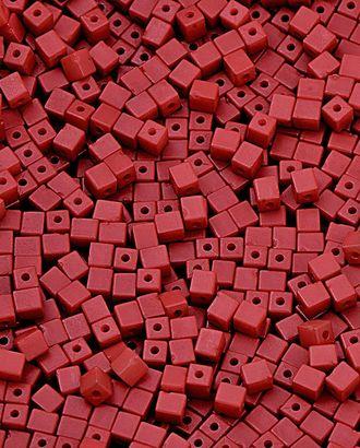 Бусы (пластик) р. 0,4x0,4 см арт. БС-238-16-13749.020