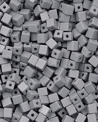 Бусы (пластик) р. 0,4x0,4 см арт. БС-238-23-13749.027