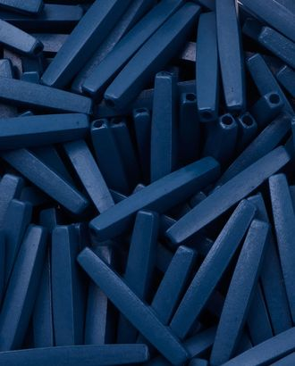 Бусы (пластик) р. 0,4x2,1 см арт. БС-241-8-13758.006