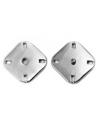 Кнопки р.2,5х2,5 см (металл) арт. КН-97-3-13691.003