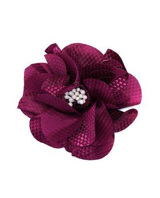 Цветок пришивной д.8,5 см арт. ЦП-21-8-8063.004