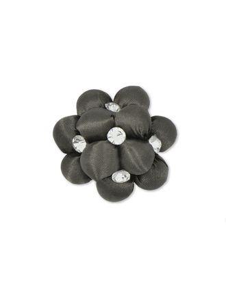 Декор цветок д.4 см арт. ЦЦ-25-3-3378.003