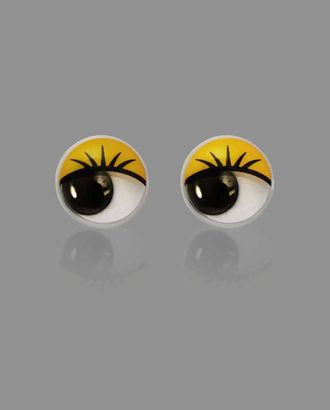 Глазки д.1 см арт. ТГЛ-9-1-14246.005