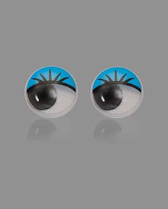 Глазки д.1,7 см арт. ТГЛ-6-3-14265.003