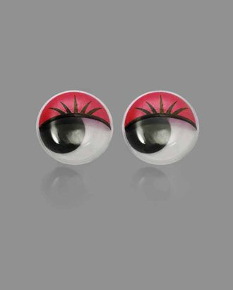 Глазки д.1,7 см арт. ТГЛ-6-4-14265.001