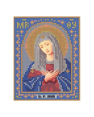 "Рис. на ткани ""Богородица Умиление"" арт. ПВБ-89-1-16445"