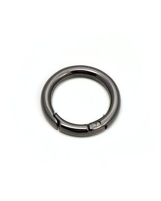 Карабин-кольцо ш.2,5 см арт. КА-11-3-14491.002