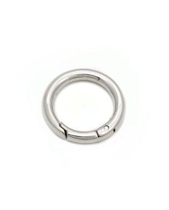 Карабин-кольцо ш.2,5 см арт. КА-11-2-14491.003