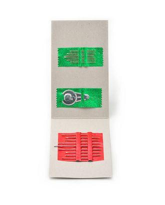 Набор игл для шитья вручную арт. ИР-105-1-14727