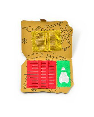 Набор игл для шитья вручную арт. ИР-107-1-14724